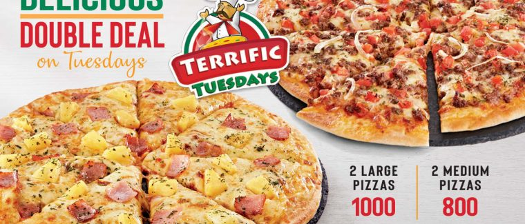Terrific Tuesdays Deal